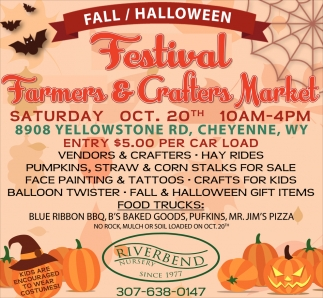Fall Halloween Festival