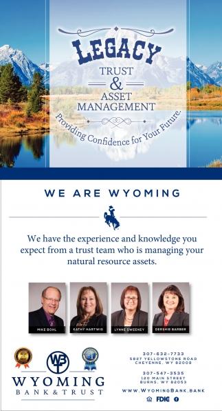 Legacy Trust & Asset Management