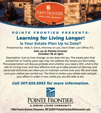 Learning for Living Longer!