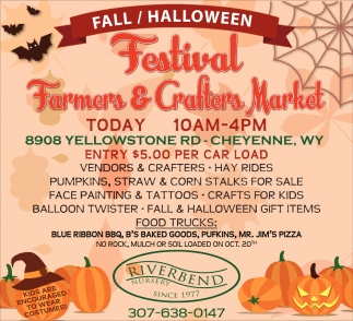 Fetival Farmers & Crafters Market