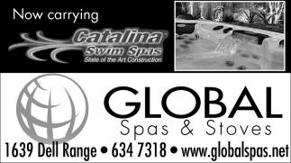 Catalina Swim Spas