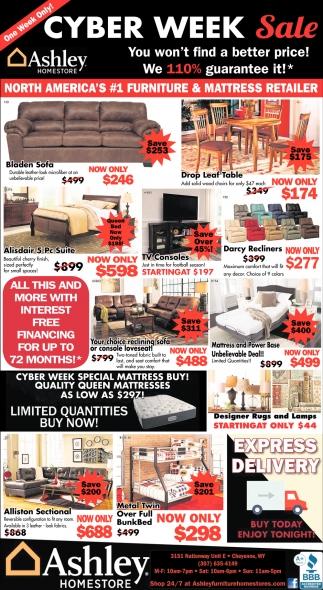 Cyber Week Sale