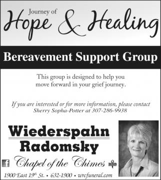 Journey of Hope & Healing