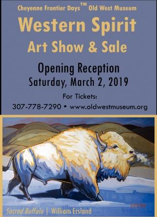Western Spirit Art Show & Sale
