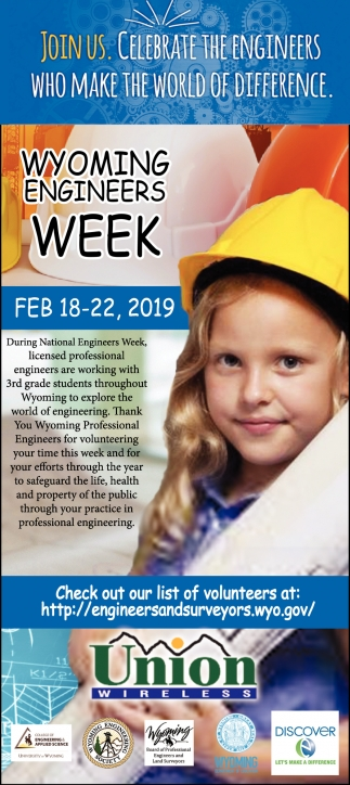 Wyoming Engineers Week
