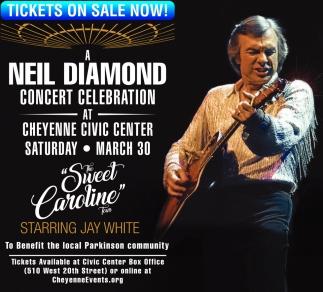 Neil Diamond Concert Celebration