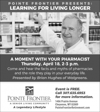 Learning with Your Pharmacist