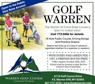 Golf Warren