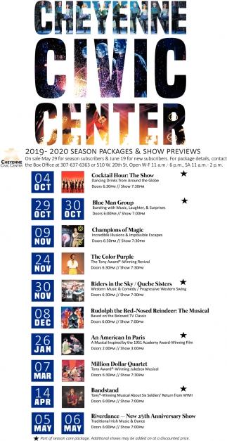 2019-2010 Season