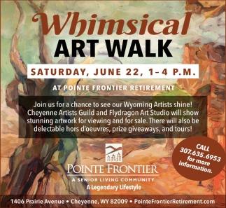 Whimsical Art Walk