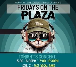 Fridays on the Plaza