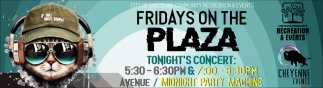 Fridays on the Plaza