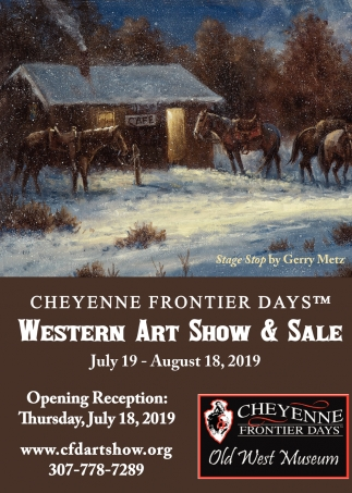 Western Spirit Art Show & Sale