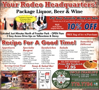 Your Rodeo Headquarters
