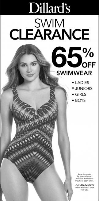 Swim Clearance