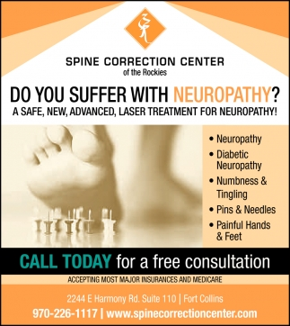 Do You Suffer with Neuropathy?