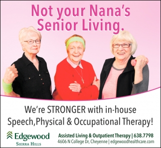 Nor your Nana's Senior Living