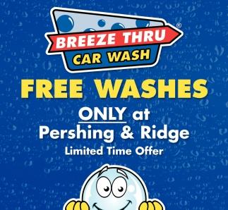 Free Washes