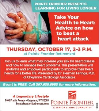 Learning for Living Longer