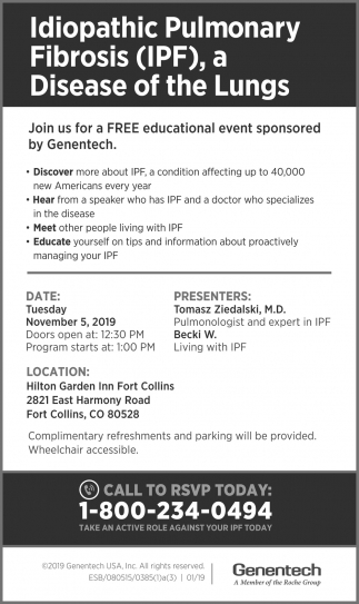 Free Educational Event