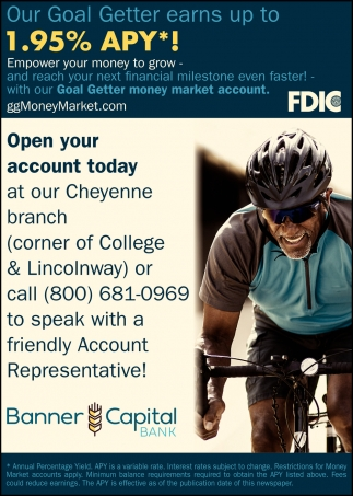 Open Your Account Today