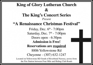 The King's Concert Series
