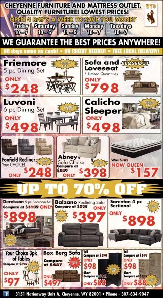 Quality Furniture!