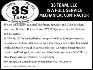 Full Service Mechanical Contractor