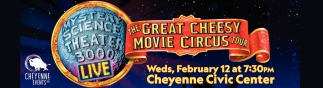The Great Cheesy Movie Circus Tour