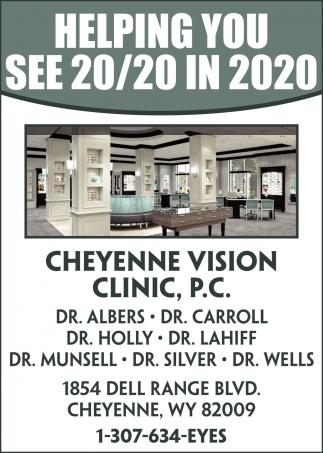 Helping You See 20/20 in 2020