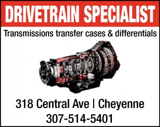 Transmissions Transfer Cases & Differentials