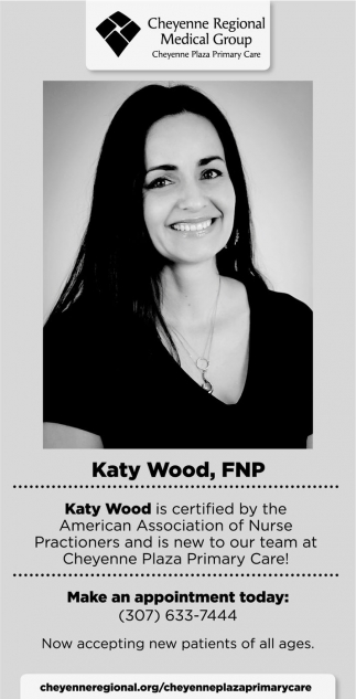Katy Wood, FNP
