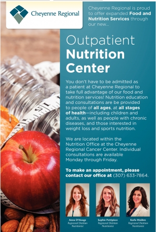 Outpatient Nutrition
