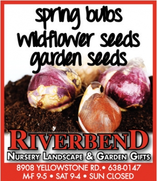Spring Bulbs wildflower seeds garden seeds!